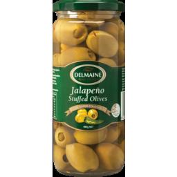 Photo of Gd Marinated Stuffed Olives 220g