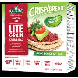 Photo of Orgran Lite Grain Crispbread 130gm