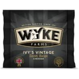 Photo of Wyke Farms Vintage Cheddar Cheese 200g