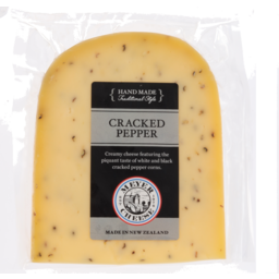 Photo of Meyer Cheese Cracked Pepper 130g