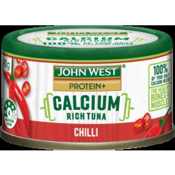 Photo of John West Calcium Rich Tuna Chilli 90g