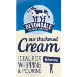 Photo of Devondale Cream Thick Long Life 250ml