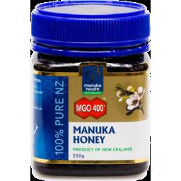 Photo of Manuka Health Honey - Manuka (Mgo 400+)