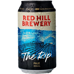 Photo of Red Hill Brewery The Rip 4 Pack