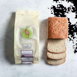Photo of Naturally Glutenfree Chia & Quinoa Loaf (Sliced)