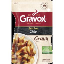 Photo of Gravox Our Best Ever Chip Gravy 165g