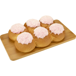 Photo of Couplands Raspberry Buns 4 Pack