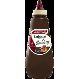 Photo of Masterfoods Smokey Barbecue Sauce 500ml