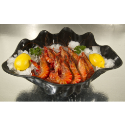 Photo of Queensland Tiger Prawns Fresh Cooked