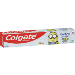 Photo of Colgate Minions Kids Toothpaste Mint Gel 6+ Years 110g