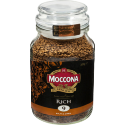 Photo of Moccona Freeze Dried Instant Coffee Rich 200gm