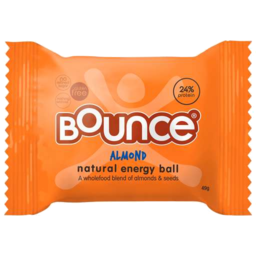 Photo of Natural High Bounce Natural Energy Ball Almond Protein Hit 49gm