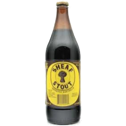 Photo of Sheaf Stout Bottles