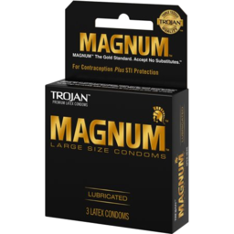 Photo of Trojan Magnum Condom
