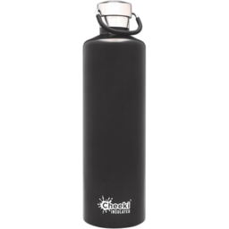 Photo of Cheeki Insulated Bottle Matte Black 1l