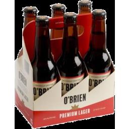 Photo of Obriens Gluten Free Premium Lager Bottles