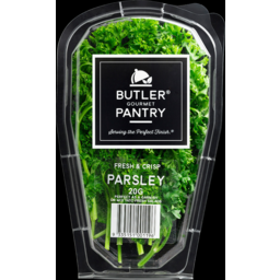 Photo of Butler Pantry Parsley Curly Punnet 20g