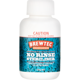 Photo of Brewtec No Rinse Sterilser 250g