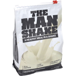 Photo of The Man Shake Vanilla 900g