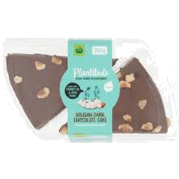 Photo of WW Plantitude Cake Vegan Chocolate Wedge 2 Pack