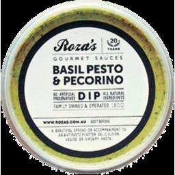 Photo of Rozas Basil Pesto & Pecorino 160gm
