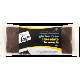 Photo of Loaf Slice Gluten Free Chocolate Brownie 280g