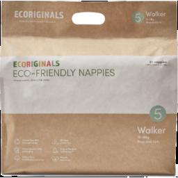 Photo of Ecoriginals Nappies - Walker 13-18kgs