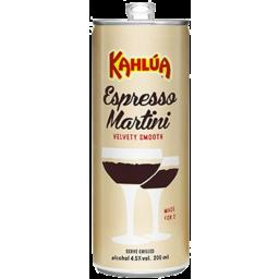 Photo of Kahlua Espresso Martini 7% Cans