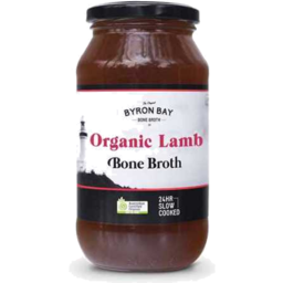 Photo of Byron Bay Organic Lamb Bone Broth