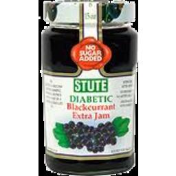 Photo of Stute Diabet Blackcurrant 430g