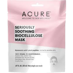 Photo of Acure Ser Soothing Face Msk 20ml