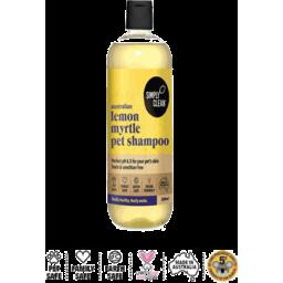 Photo of Simply Clean  Pet Shampoo – Lemon Myrtle