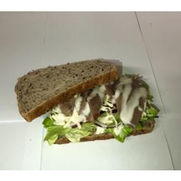 Photo of Roast Beef & Salad Sandwich