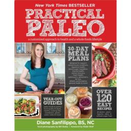Photo of Sanfilippo. Diane Book - Practical Paleo