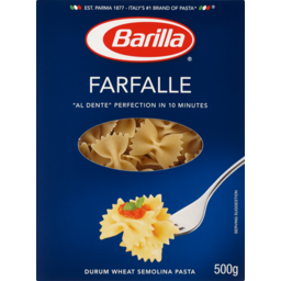Photo of Barilla Pasta Farfalle No 65 500g