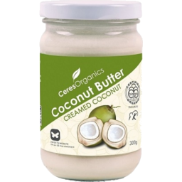 Photo of Ceres Organic Coconut Butter Creamed Coconut 300gm
