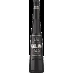 Photo of Galliano Black Sambuca 700ml