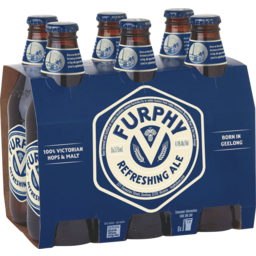 Photo of Furphy Refreshing Ale Bottles