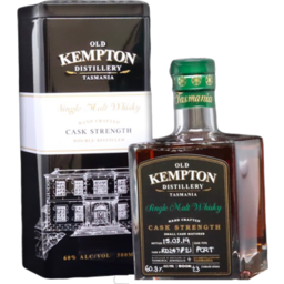 Photo of Old Kempton Port Cask Whiskey