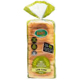Photo of Bovells Low Carb Bread 700g