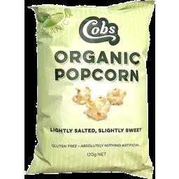 Photo of Cobs Organic Popcorn Sweet & Salty