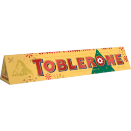 Photo of Toblerone Milk Chocolate Bar 360g