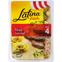 Photo of Latina Fresh Tortellini Pasta 625gm