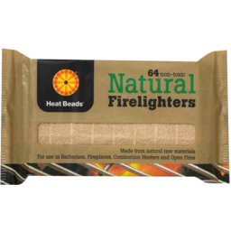 Photo of Heat Beads Firelighters 24pk