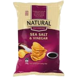 Photo of Kettle Natural Sea Salt & Vinegar