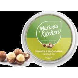 Photo of Spinach & Macadamia Dip 200g