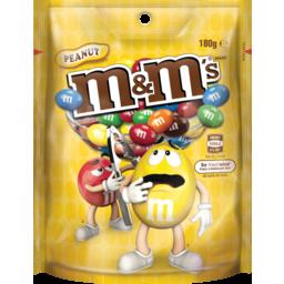 Photo of M&M's M&Ms Peanut 180g