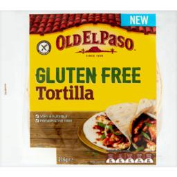 Photo of Old El Paso Tortillas Gluten Free 6 Pack
