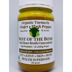 Photo of Best Of The Bone - Ginger Turmeric - 375g