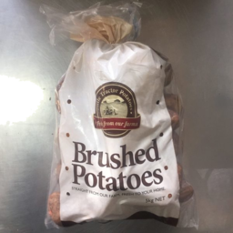 Photo of Potatoes Brushed Bag 5kg